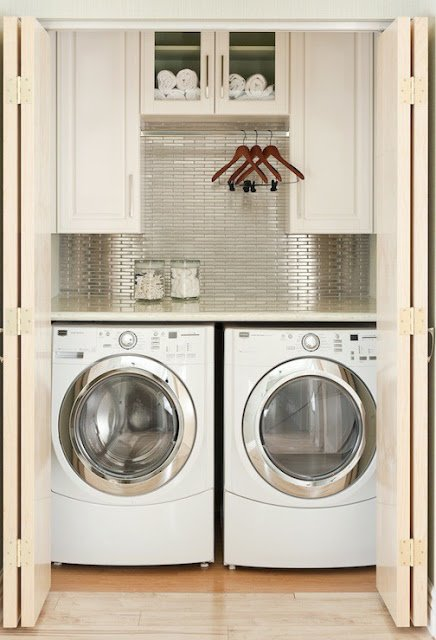 Small Space Laundry Room Ideas Page 2 Of 4 Four
