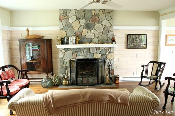 Top 8 Fireplace Mantle Ideas - Page 3 of 3 - Four Generations One Roof