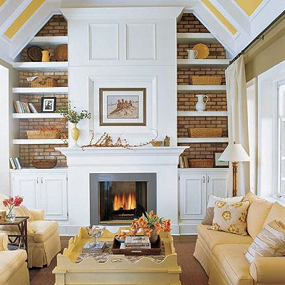 Top 8 Fireplace Mantle Ideas - Page 3 of 3 - Four ...