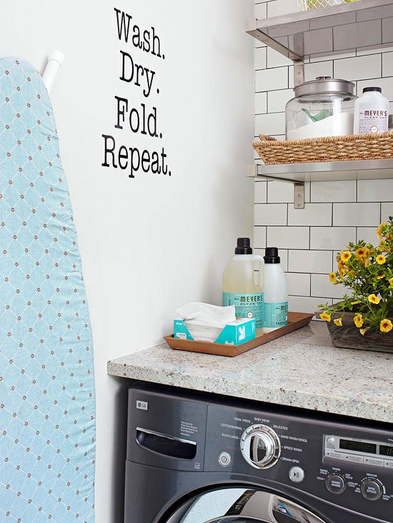 beautiful and efficient laundry room designs unusual