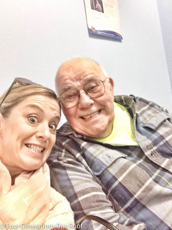 me + my grandfather and a trip to the doctor-1