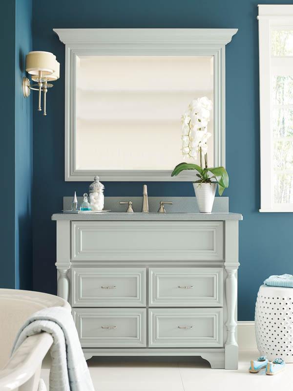 Fancy omega bathroom cabinets