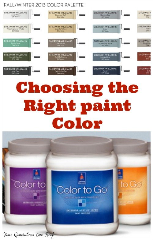 Sherwin Williams Colors Our Study Paint Color Four