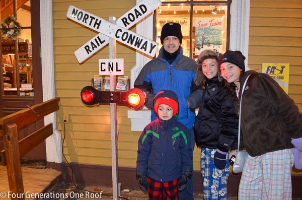 polar express event north conway nh-10