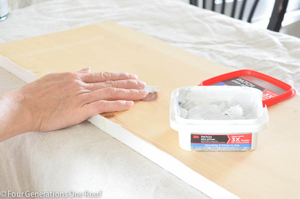 how to make a shelf christmas mantel-3