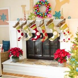 how to make a christmas joy sign
