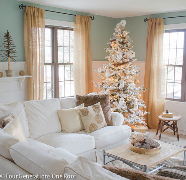 holiday decorating with Home Goods stylescope quiz