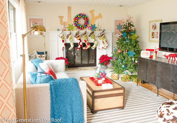 Decorating for the holidays with Home Goods stylescope quiz