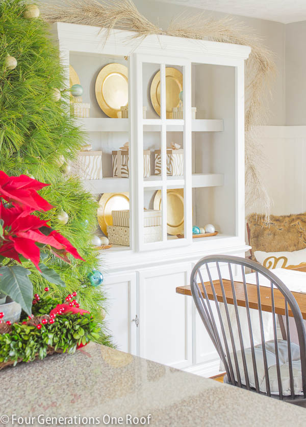 Deck the halls christmas home tour 2013