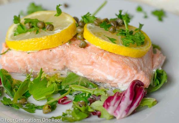 baked salmon fillet-11