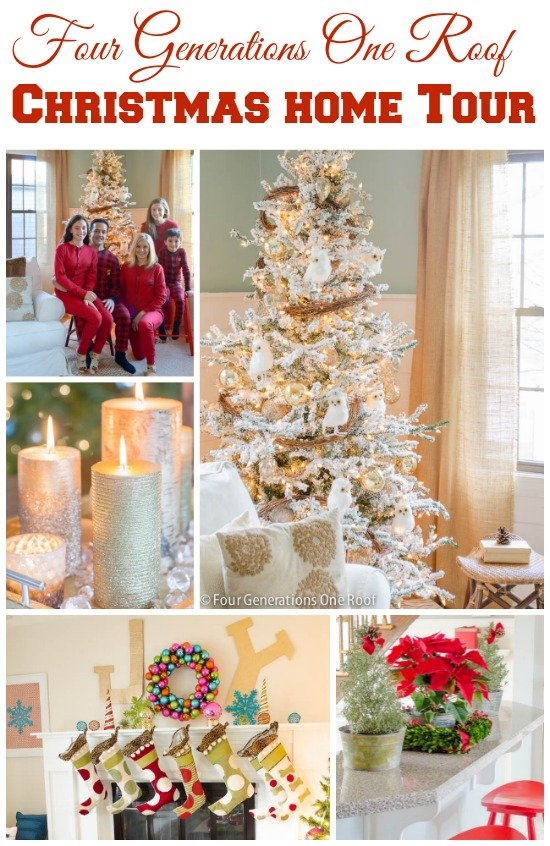 deck the halls christmas home tour