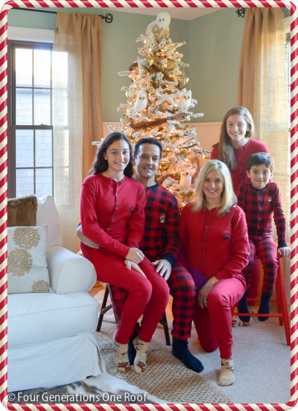 Four Generations One Roof Christmas Home Tour
