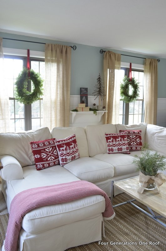 Top 12 Diy Christmas Decorating Ideas Four Generations One Roof