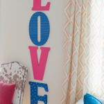 DIY Valentine Love Letters