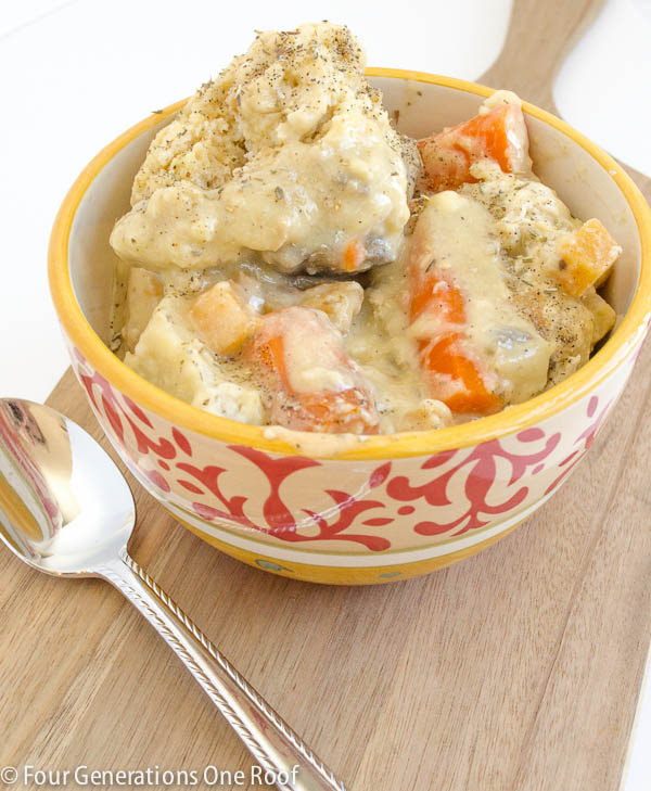 Overall this a fine chicken and dumplings meal. I had to make embellishments to the recipe by adding a can of cream of chicken soup and only four cups of low salt fat free chicken shondagatelynxrq9q.cf Time: 11 hrs.