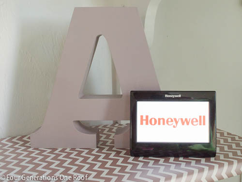 honeywell wifi thermostat with voice control how to-8