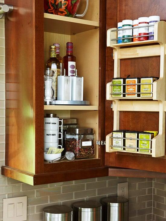 How To Get Organized 2014 Closet Cabinet Door Solutions