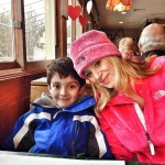 stowe mountain lodge ski trip