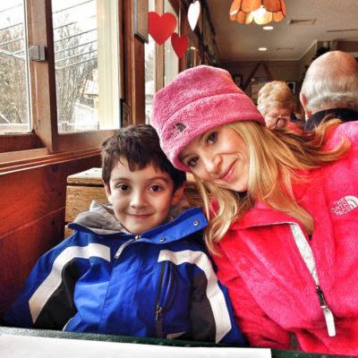 Our Stowe Mountain Lodge ski trip