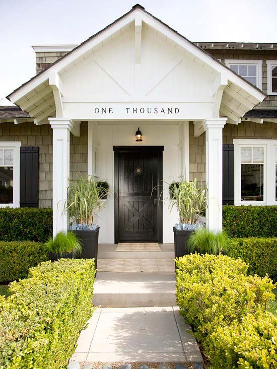 best exterior door ideas {our front door makeover} - four