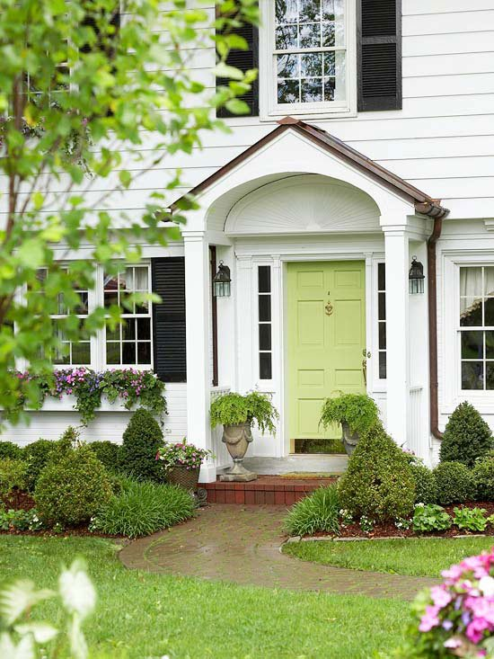 20 colorful front door colors 2021