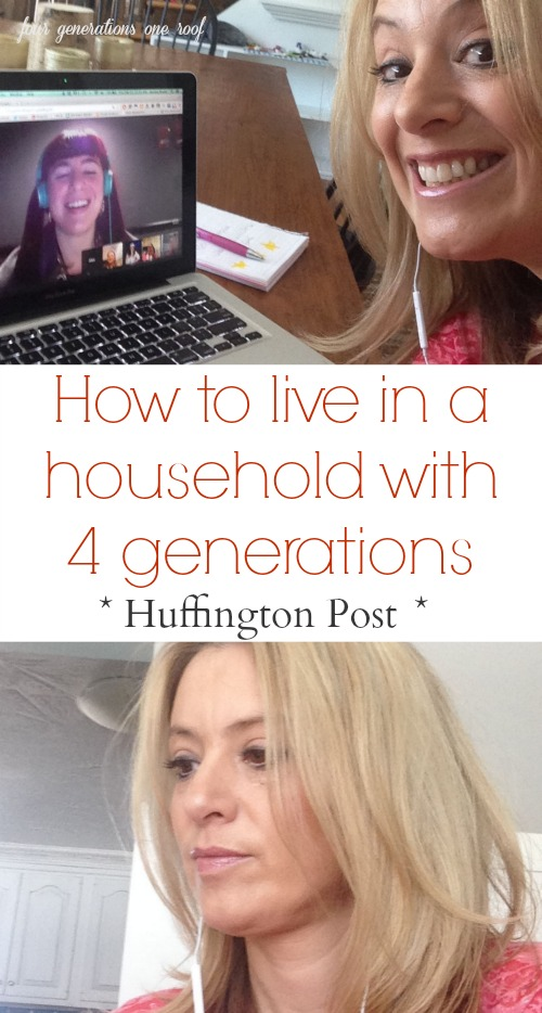 Our Huffington Post live interview