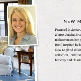 joss and main curated sales event