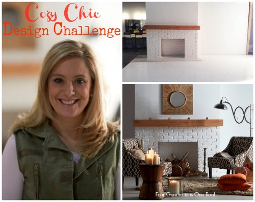 HomeGoods Blogger Design Challenge + News - Four Generations One Roof