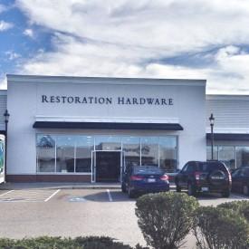restoration hardware outlet boston