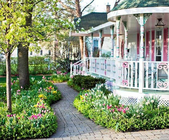flower bed ideas four generations one roof