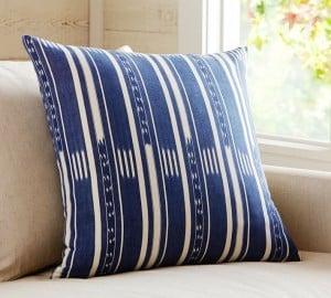 fabulous navy pillows study update