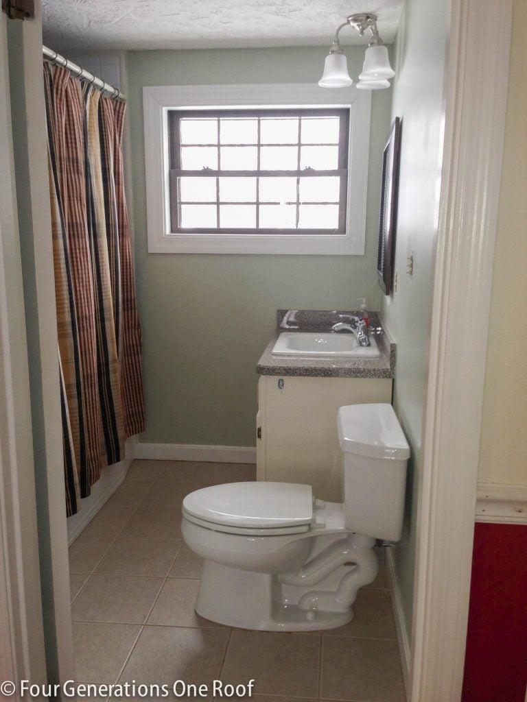 spring master bathroom makeover