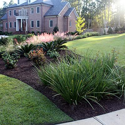 Edging flower beds ideas