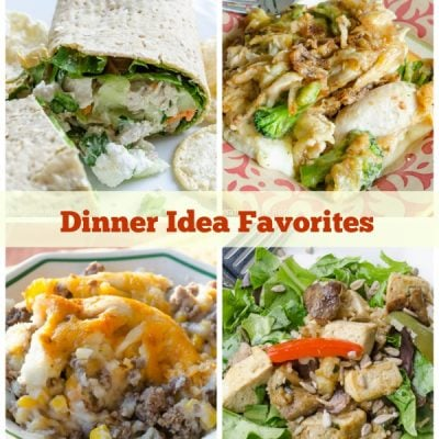 Our favorite May dinner ideas