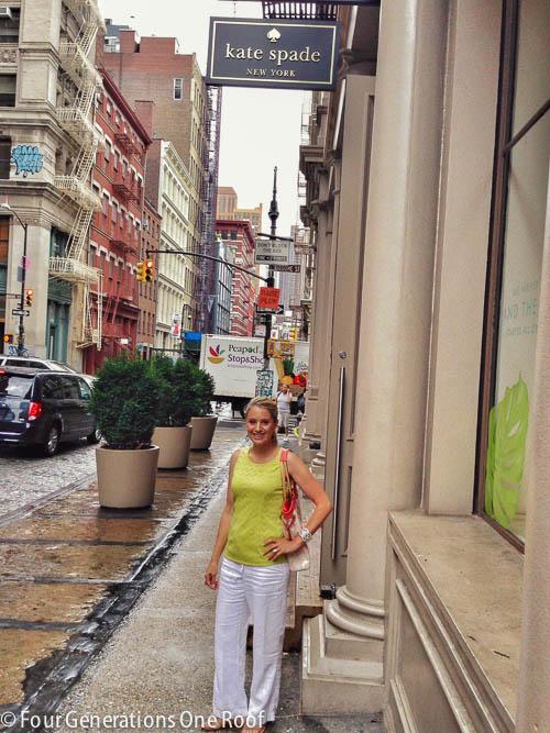 New York City SOHO Trump Plaza Trip
