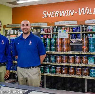 Why I love my Sherwin-Williams store {part 1}