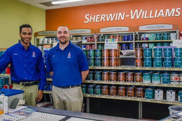 why i love my sherwin williams store part 1 four generations one