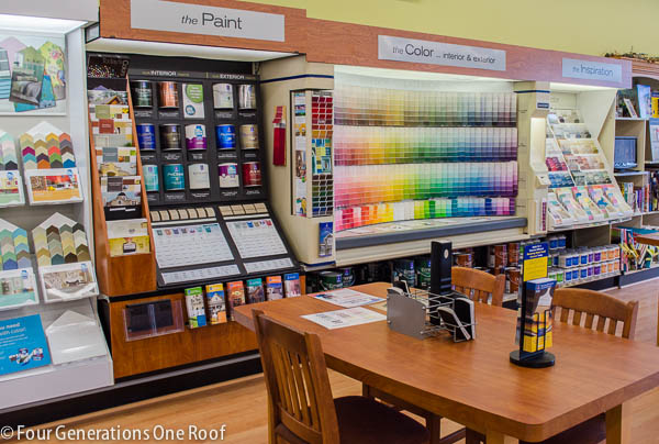 Sherwin Williams Paint Store Sale