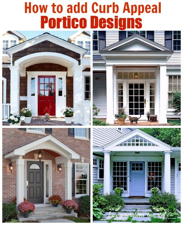 How much does it cost to add a porch how much does it for How much to build a front porch