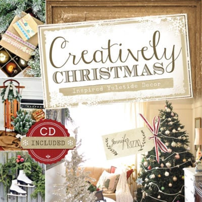 Christmas in October + Creatively Christmas book launch
