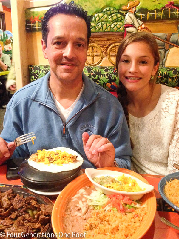 Family Mexican Night Dinner With Groupon Celebrate Your Favorite Dish And Help Feed