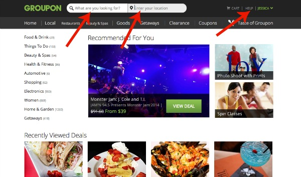 how to use groupon family mexican dinner night