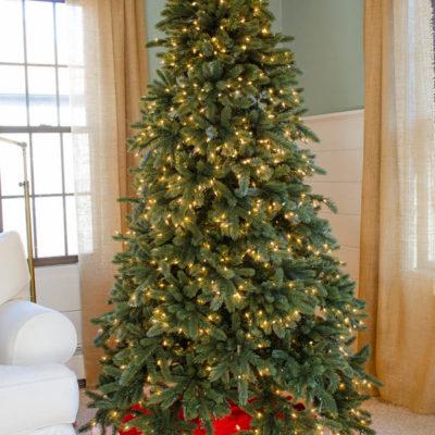 Gorgeous Artifical Christmas Trees Sneak Peek