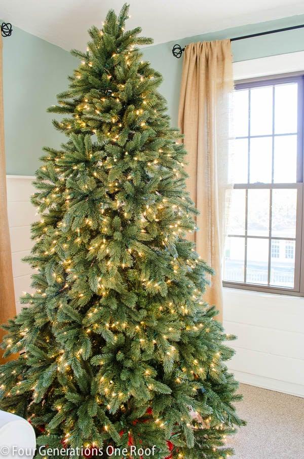 Gorgeous Artifical Christmas Trees Sneak Peek Four