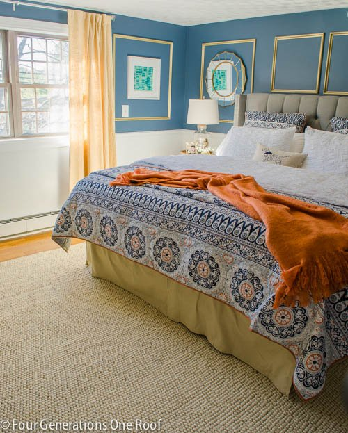 Gorgeous master bedrooms that you can DIY