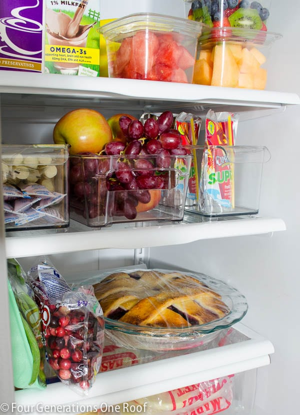 how to clean your refrigerator