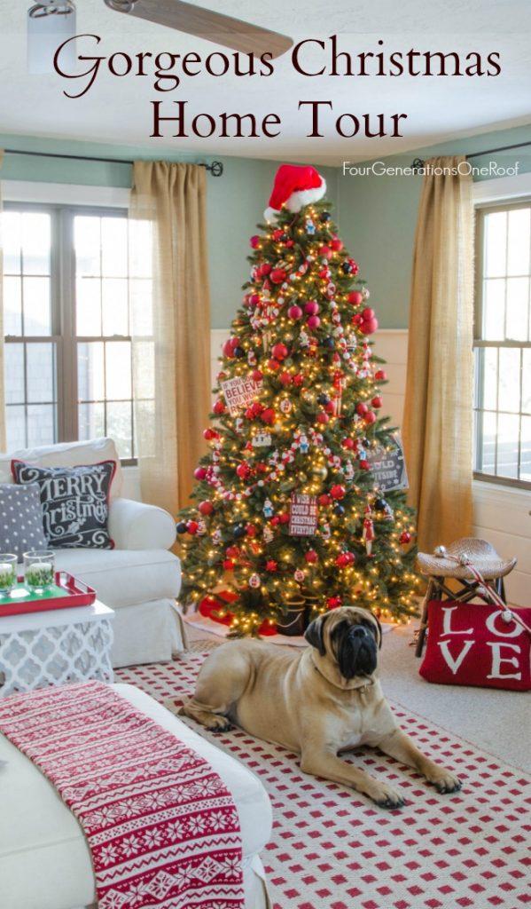 Gorgeous Christmas Home Tour