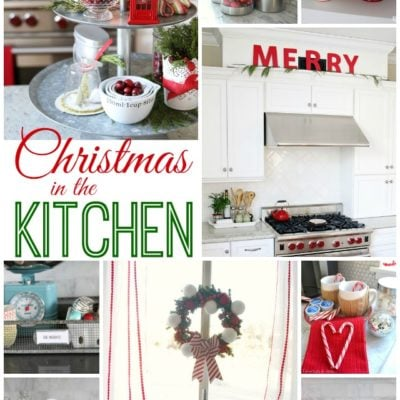 Christmas in the Kitchen: 40 Ways to Make Yours Festive!