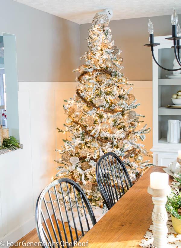 Gorgeous Christmas Home Tour 2014-6
