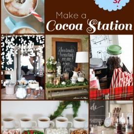 Make-a-Cocoa-Station